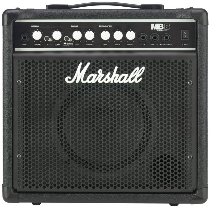 MB15 15W BASS COMBO 2 CHANNEL