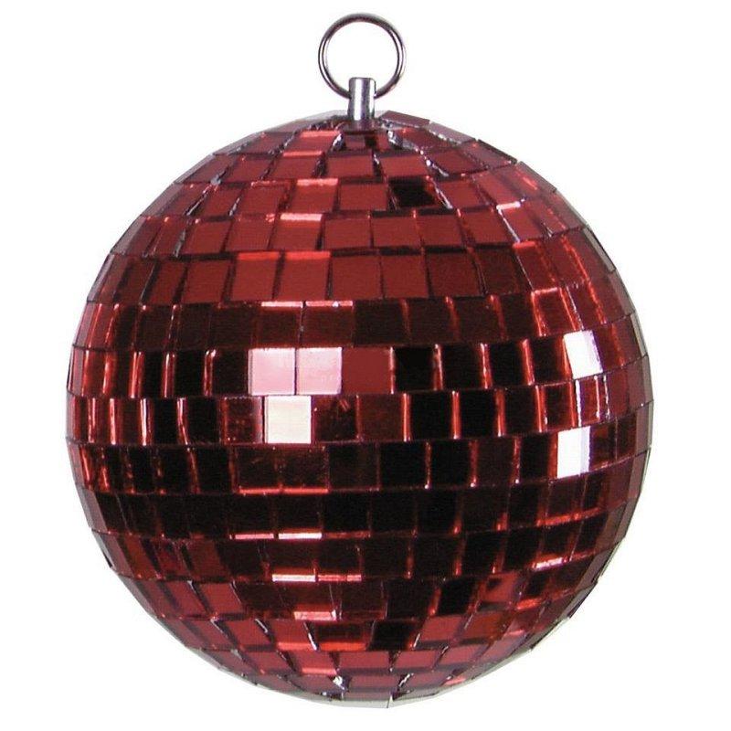 Light Зеркальный шар красный 5 см