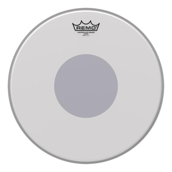 CS-0118-00- Batter, CONTROLLED SOUND®, Coated, 18` Diameter, White Dot On Bottom