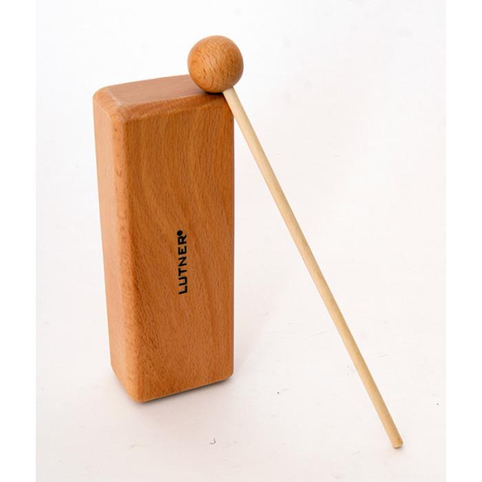 WB722 Блок деревянный, 18х5.5х5.5см