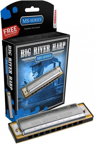 Big river harp 590/20 G (M590086X)