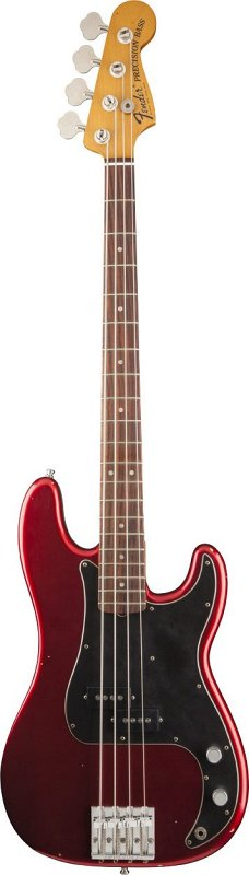 NATE MENDEL PRECISION BASS RW CANDY APPLE RED