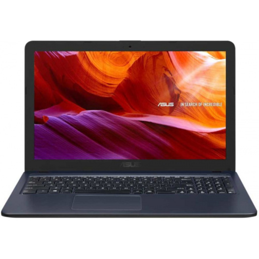 ASUS X543UB-GQ1156T BTS19 15.6`HD/4417U/4GB/500GB/GF MX110/NOODD/WINDOWS 10 HOME/STAR GREY