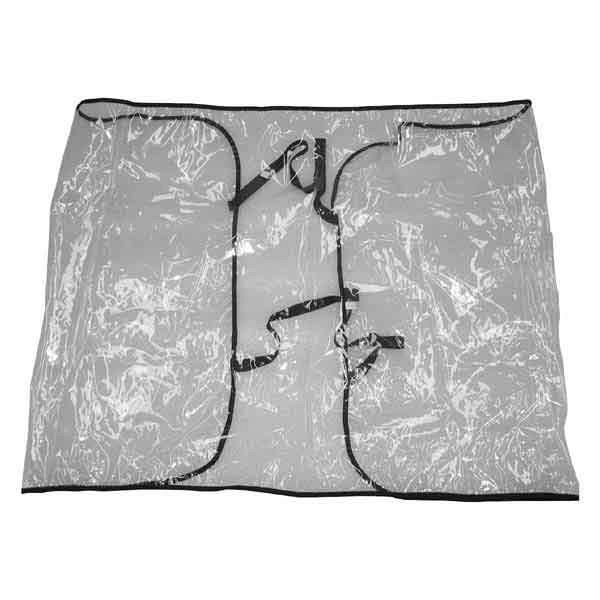 КлвН-75-110_25-40см Накидка прозрачная на синтезатор (защищает от попадания пыли и грязи) 75-110/25-40 фото