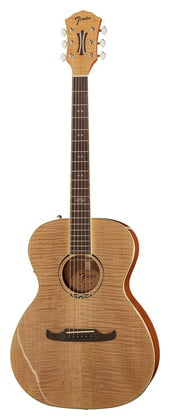 T-Bucket 350-E, Rosewood Fingerboard, Natural