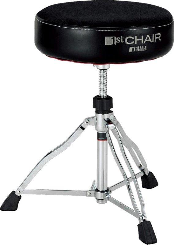 HT430BC Round Rider Drum Throne w/Cloth Top Seat
