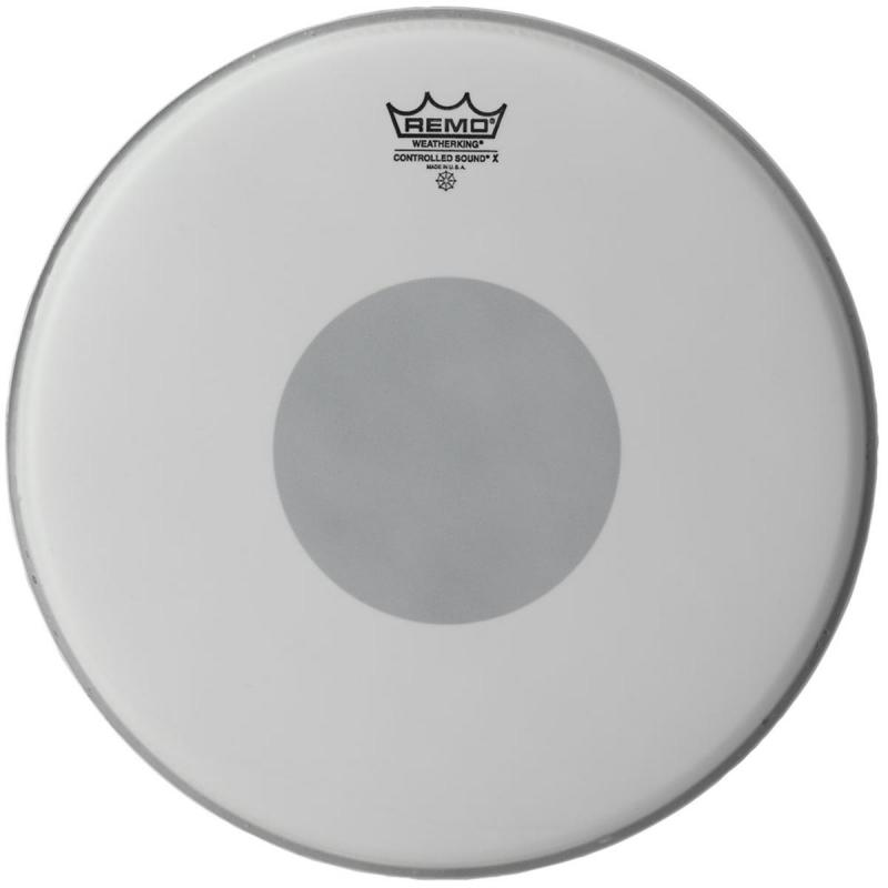 BE-0114-10- CONTROLLED SOUND®, EMPEROR®, Coated, 14` Diameter, BLACK DOT™ On Bottom