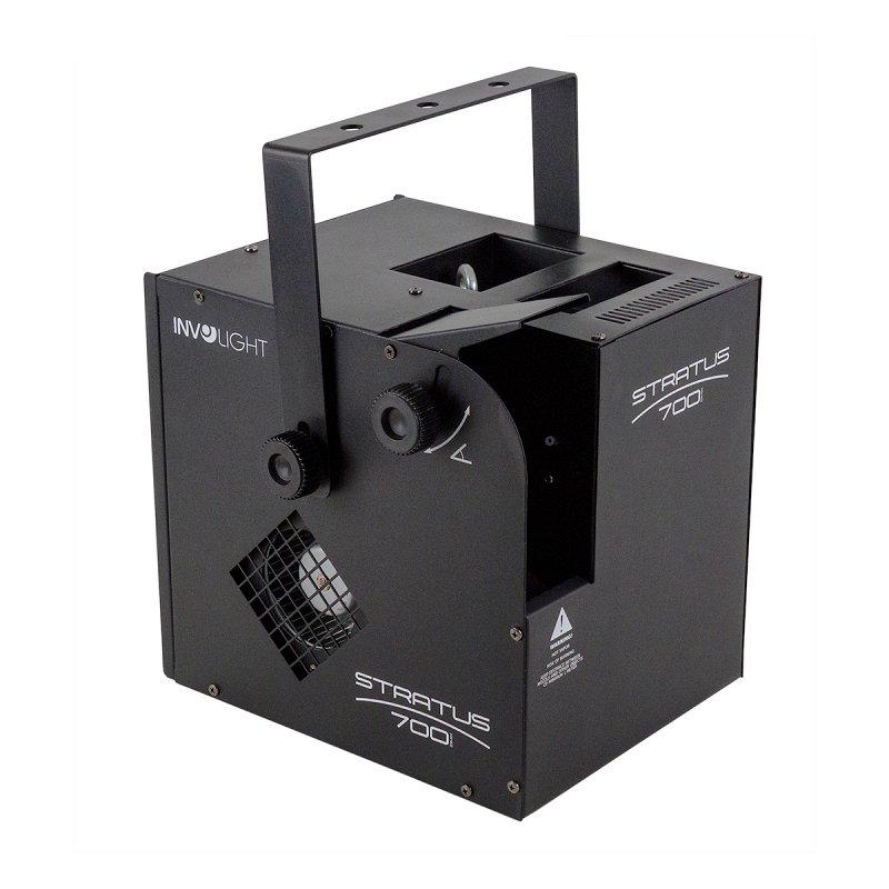 Stratus700DMX - Генератор тумана (Hazer) 600 Вт, проводной ДУ `D-800`, DMX512