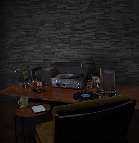 LP-P1000 Black, Bluetooth