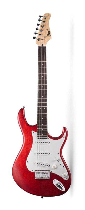 G100-OPBC G Series Электрогитара, красная