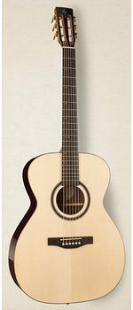 40483 Showcase Rosewood CH HG DLX TRIC Акустическая гитара, с футляром