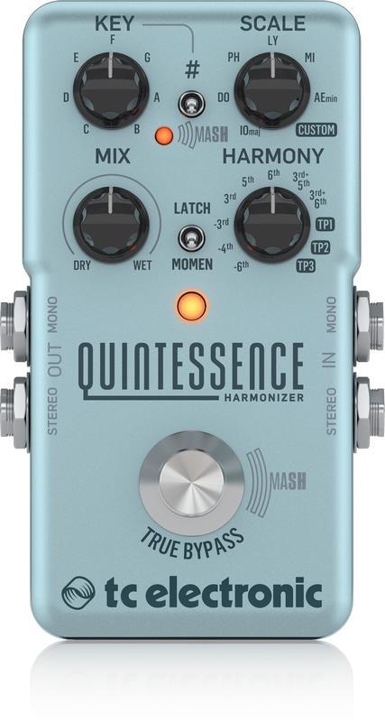 Quintessence Harmonizer