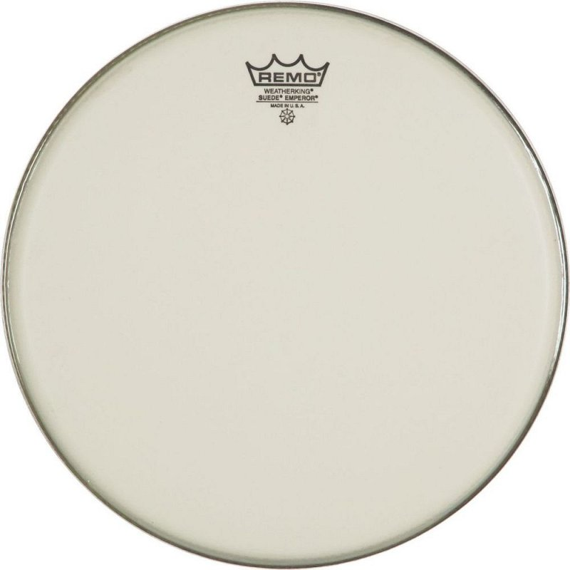 BE-0813-00- EMPEROR®, SUEDE®, 13` Diameter