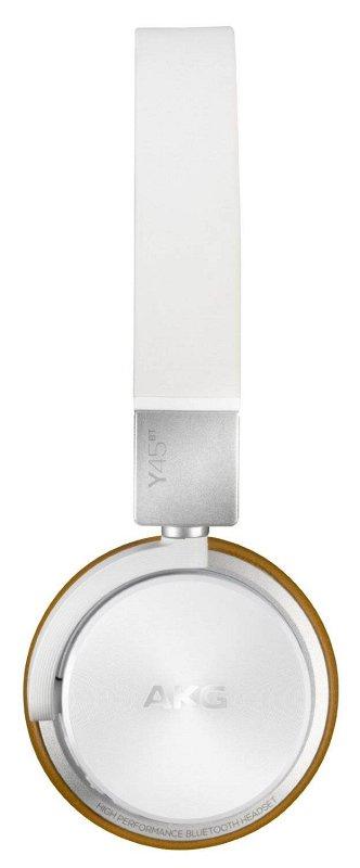 Y45BT White Накладные складные Bluetooth наушники с функцией гарнитуры