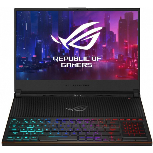 ASUS ROG ZEPHYRUS S GX531GXR-AZ062T 15.6`FHD 240HZ/I7-9750H/16GB/1TB SSD/RTX 2080/WINDOWS 10 HOME