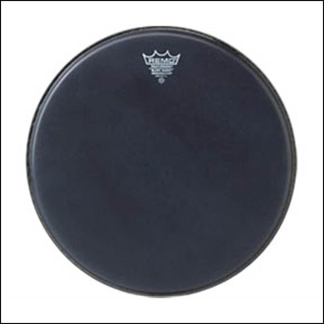 BE-0816-ES- EMPEROR®, BLACK SUEDE™, 16` Diameter