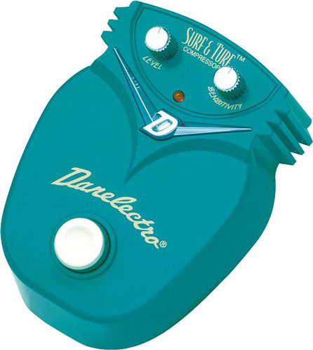 DJ9 Surf & Turf Compressor педаль эффекта компрессор