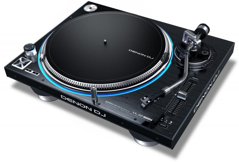 Denon VL12 PRIME DJ-проигрыватель виниловых пластинок