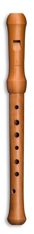 19141 Waldorf-Edition Блокфлейта сопрано, барочная система, 2 части, груша, 442Гц