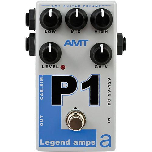 P-1 Legend Amps Гитарный предусилитель P1 (PV-5150)