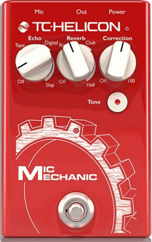 MIC MECHANIC II