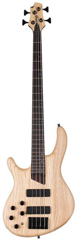 B4-Plus-AS-LH Artisan Series Бас-гитара, леворукая, цвет натуральный