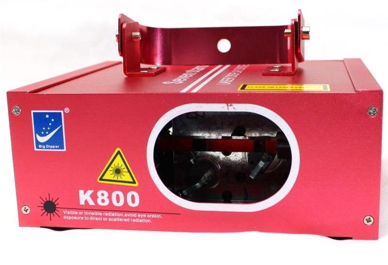 K850RB Лазерный проектор, красный+голубой