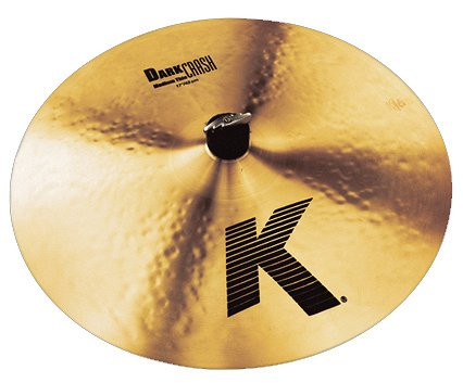 ZILDJIAN K0903 17` K DARK THIN  фото