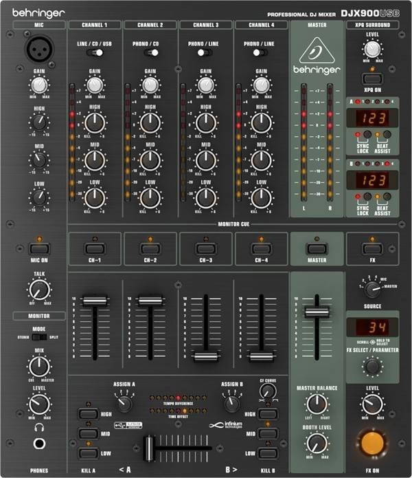 DJX900USB
