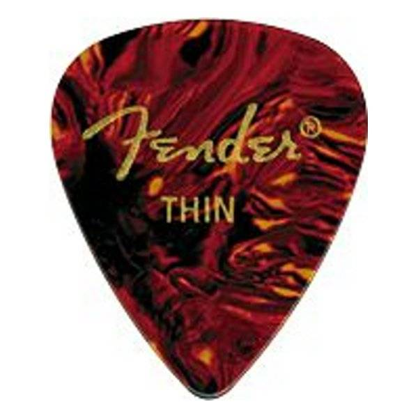 PICK - CLASSIC CELLULOID SHELL THIN