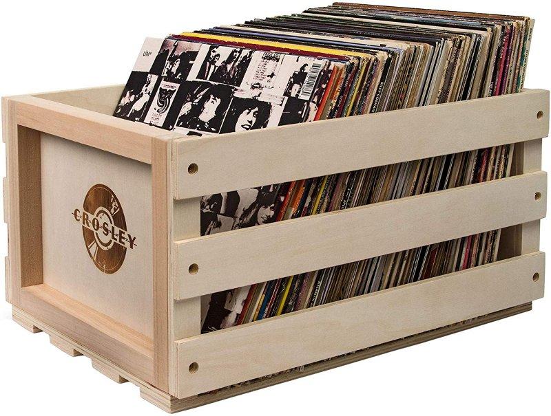 AC1004A-NA Ящик для хранения (вмещает до 75 альбомов)