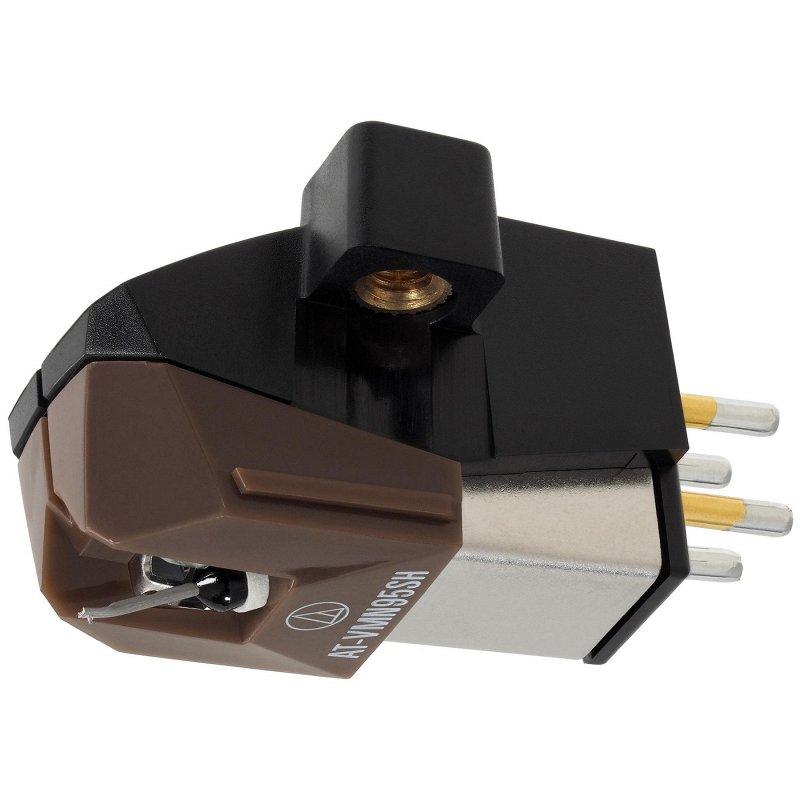 VM95SH Монолитная игла с заточкой Shibata, цвет коричневый