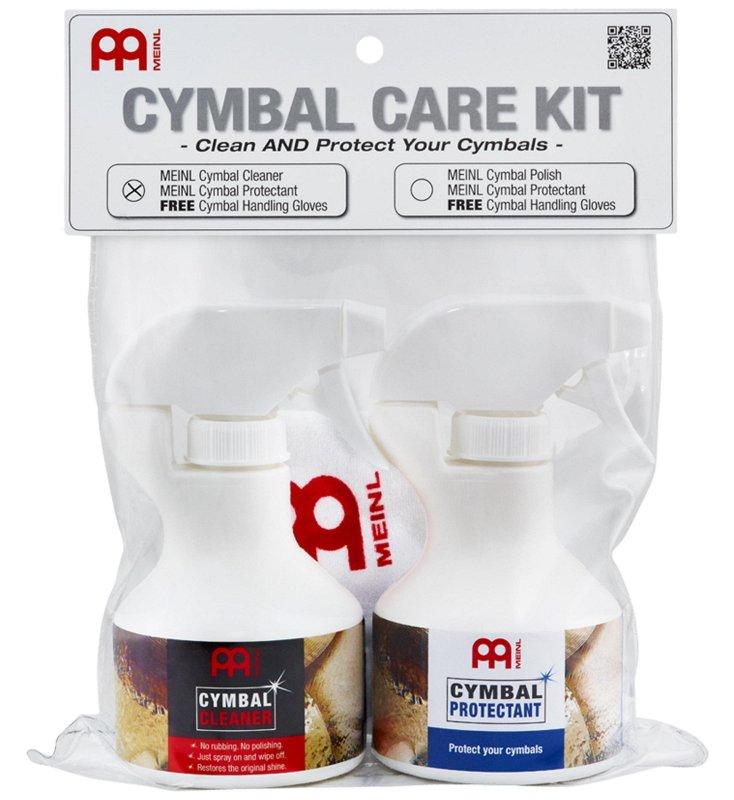 MCCK-MCCL Cymbal Care Kit Набор средств для ухода за тарелками, с очистителем