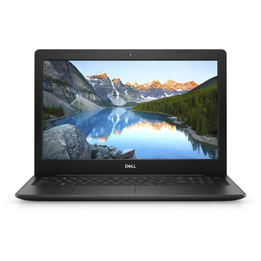 DELL INSPIRON 3585 15.6`` HD AG/AMD RYZEN 3-2300U/4GB/1TB/INTEGRATED AMD APU/NOODD/LINUX/BLACK