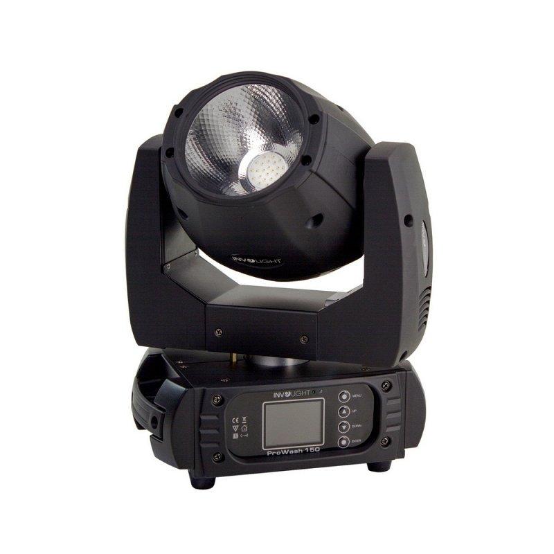 PROWASH150 - LED вращающаяся голова, 150 Вт, COB RGBW, DMX-512
