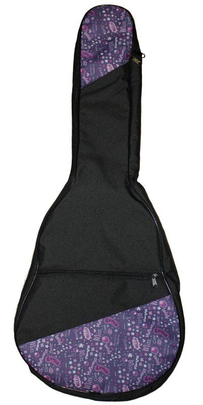 ЧГУ-05 Чехол для классической гитары с карманом (утепленный) (Hello)