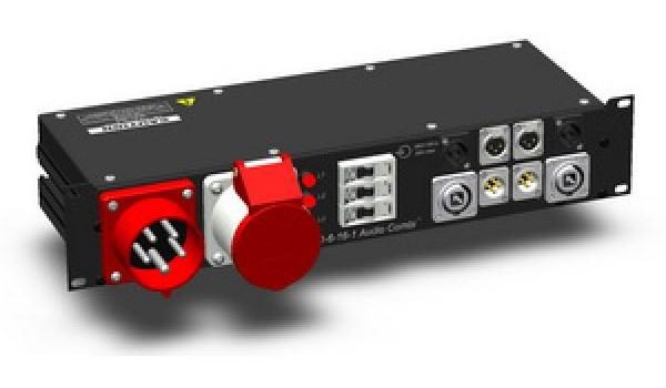 Partner-LM PLM60037 PD-6-16-1 Audio Combi Power Distributor Дистрибьютор сетевого питания для усилителей мощности, 6 каналов