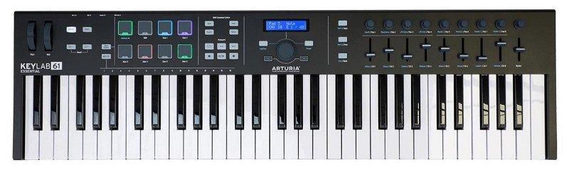 KeyLab Essential 49 Black Edition