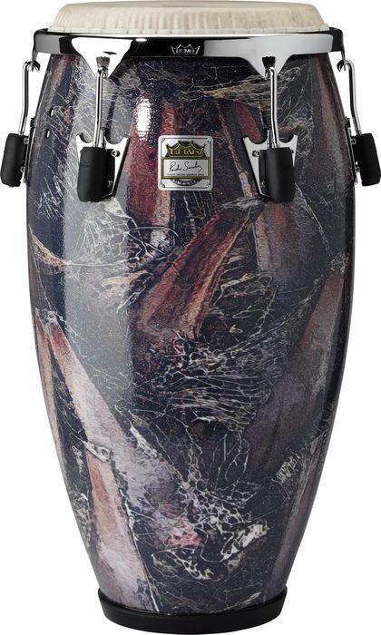 CG-4317-37- Legendary Series Conga, 11.75` X 30`, Chrome RRC Hoop, SKYNDEEP® Calfskin Head, Palmilla Finish