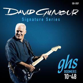DAVID GILMOUR BLUE SIGNATURE