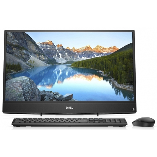 DELL INSPIRON AIO 3477 23.8`FHD/I5-7200U/8GB/1TB/GF MX110 2GB/WINDOWS 10 HOME/PEDESTAL STAND/BLACK
