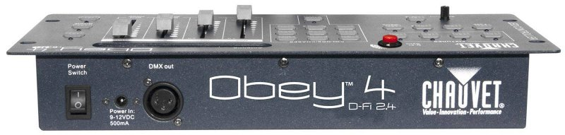 Obey 4 DFI 2.4Ghz