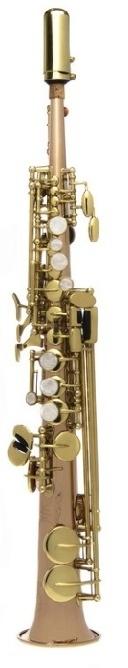 JP146 Саксофон-СОПРАНИНО Bb Atom, полу/профессиональная модель
