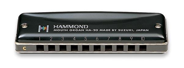 HA-20C (49680) губная гармоника