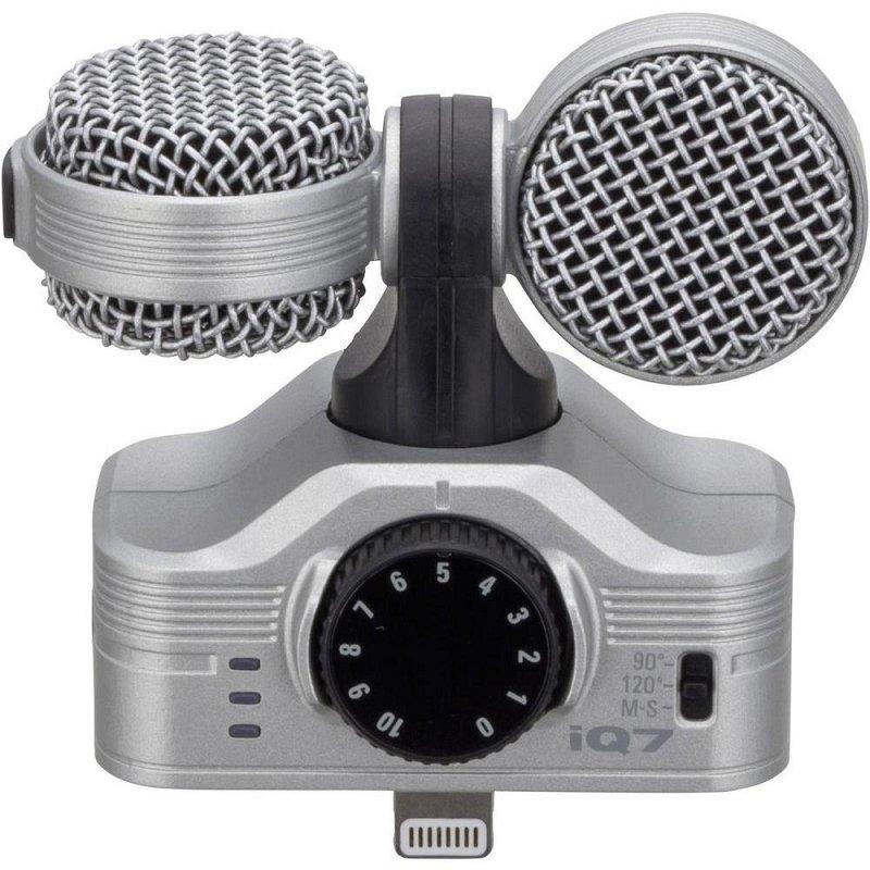 IQ7 iOS-совместимый стерео-микрофон Mid-Side (90°/120°/M-S)