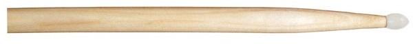 3AN Комплект барабанных палочек с нейлоновым наконечником. Материал - Орех (гикори). Длина 406мм, диаметр 15мм