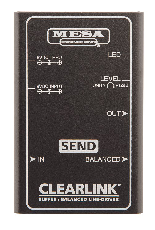 CLEARLINK™ (SEND) OUTPUT BUFFER & BALANCED LINE-DRIVER