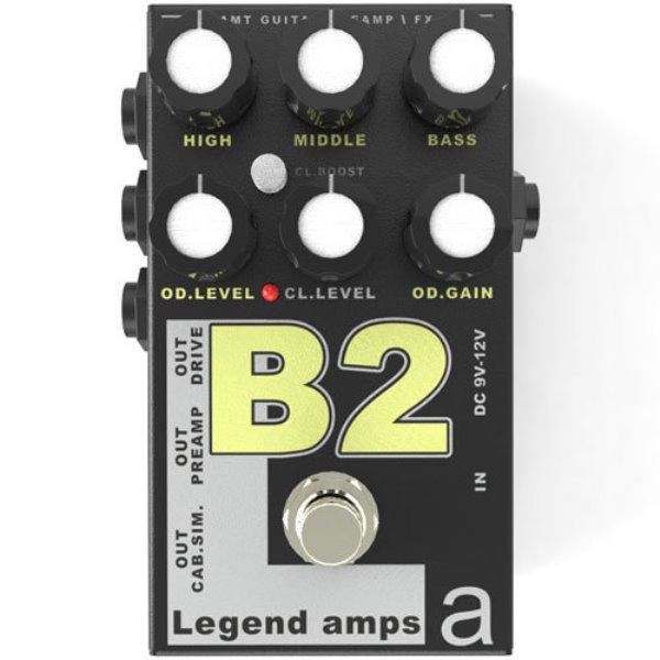 Electronics B-2 Legend Amps 2 Двухканальный гитарный предусилитель B2 (BG-Sharp)