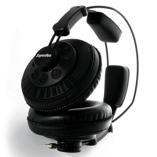 HD668B профессиональные полуоткрытые наушники для студийного мониторинга