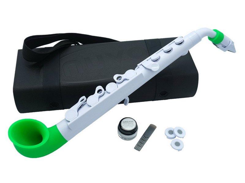 jSax (White/Green)